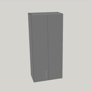 On bench – 2 door – bifolded